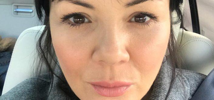 Martine Mcutcheon skin care