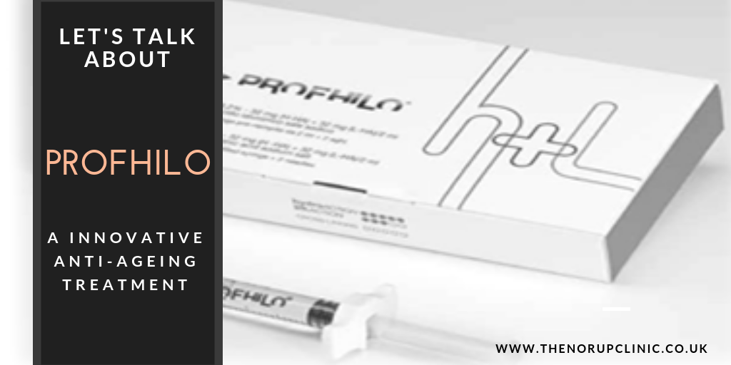 Profhilo - the innovative anti-ageing treatment  Esher