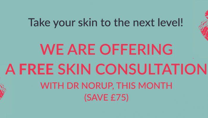 free skin consultation