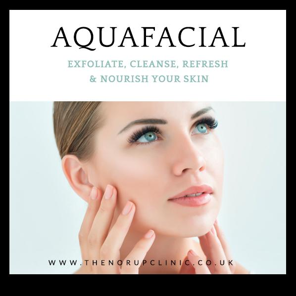 Aquafacial Hydrafacial Esher