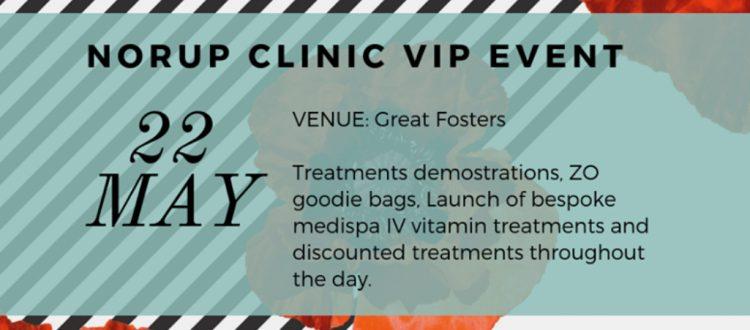 VIP Aesthetics Event