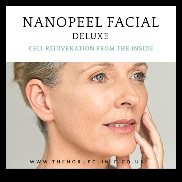 Nanopeel Deluxe Facial