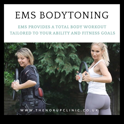 EMS Body Toning