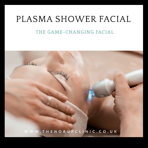 Plamsa Shower Facial