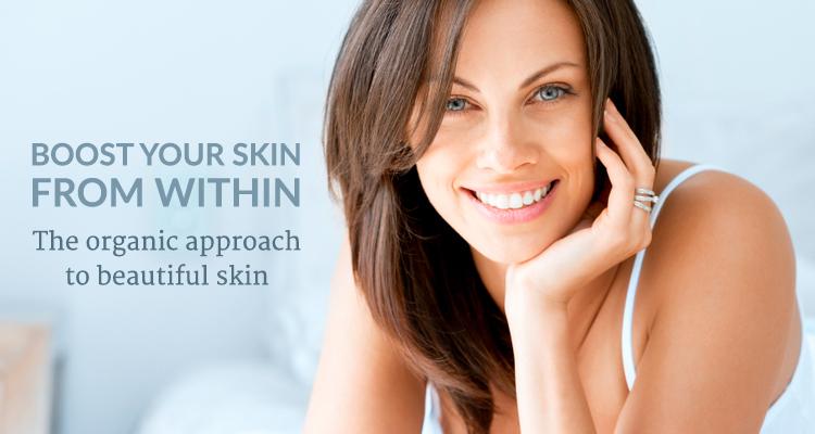 Dr Norup's 'Organic' Skin Booster Formula -