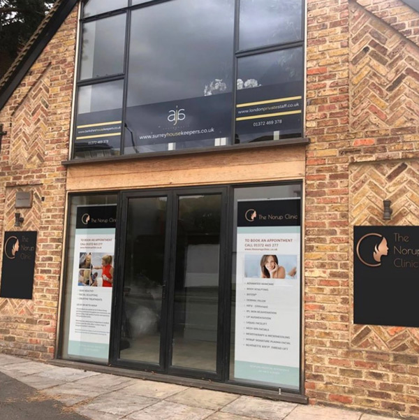 Aesthetic Clinic - Esher, Surrey